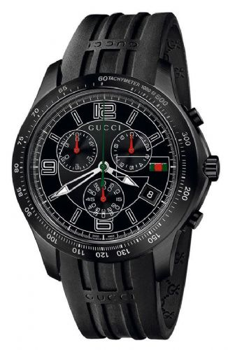 GUCCI G-Timeless Chronograph Gents Watch YA126206